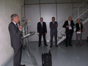 CTIBIOTECH-Inauguration-DiscoursDeputePhilippe MEUNIER